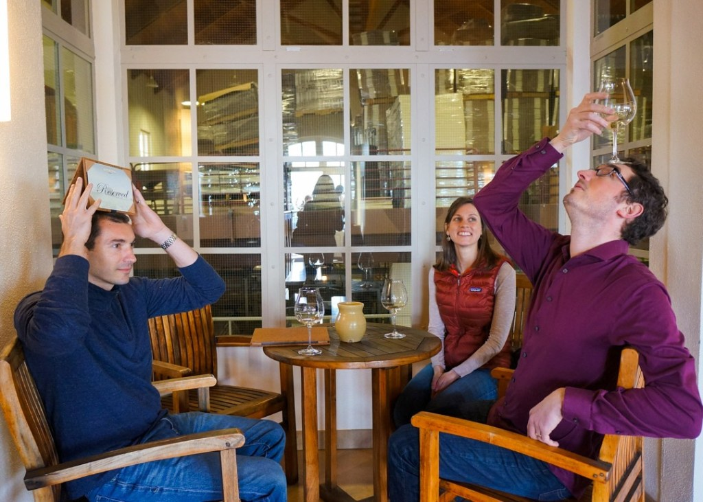 wine tasting in willamette valley