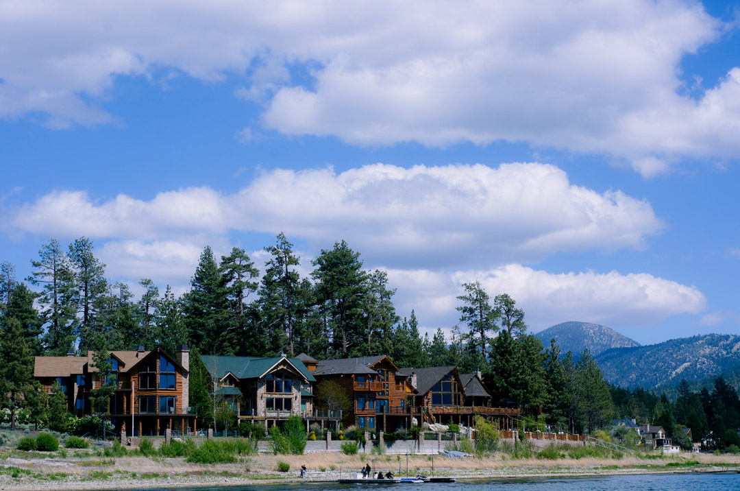 houses at big bear lake