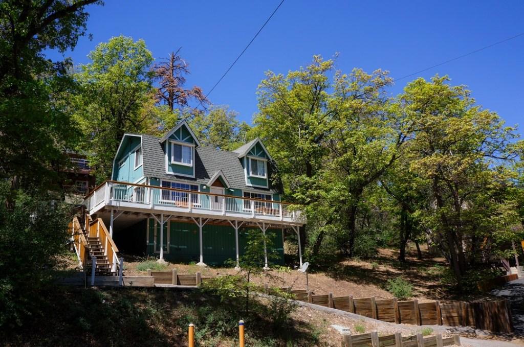 big bear airbnb cabin