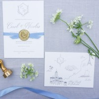 Our Wedding Invitations Part 1: The Design Process And Sketching The Map