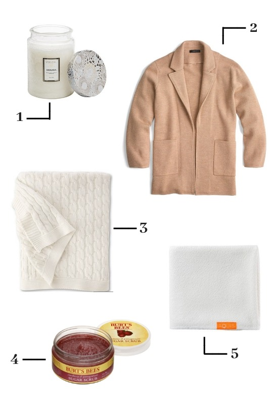 5 favorite things for autumn