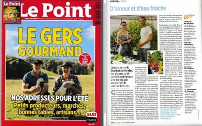 Article Presse Les Sourciers