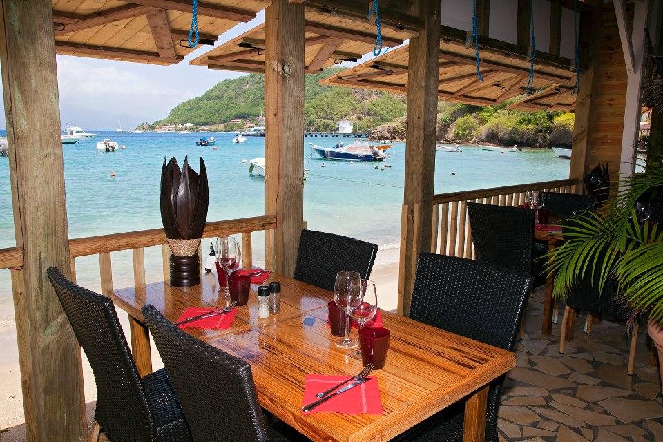 Restaurants Les Saintes Guadeloupe