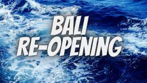 Read more about the article Is Bali Opening in July 2021 for tourists ?
