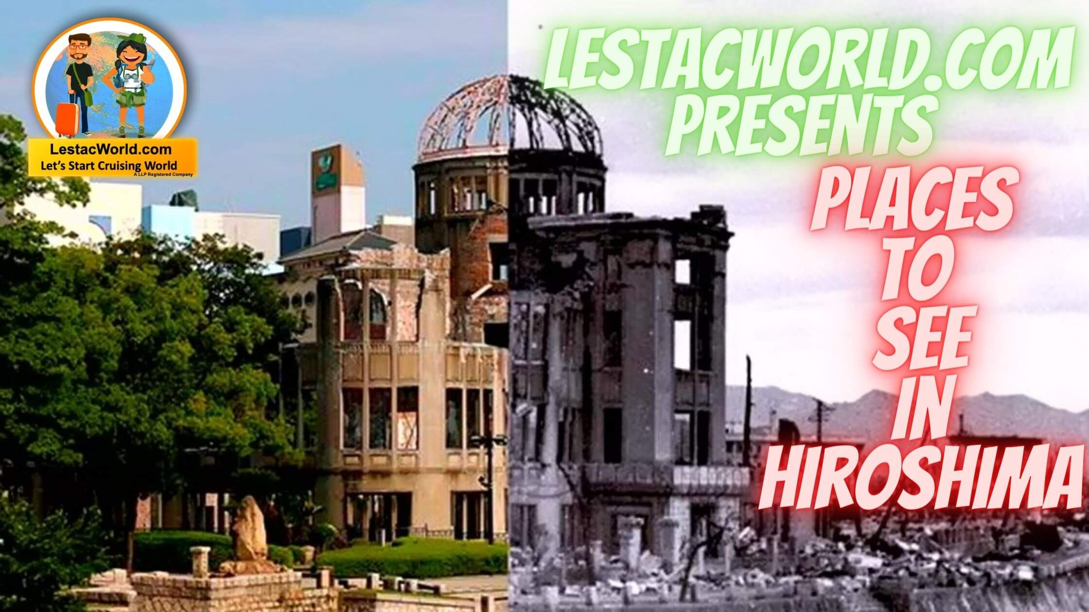 Read more about the article Places to go/visit in Hiroshima?