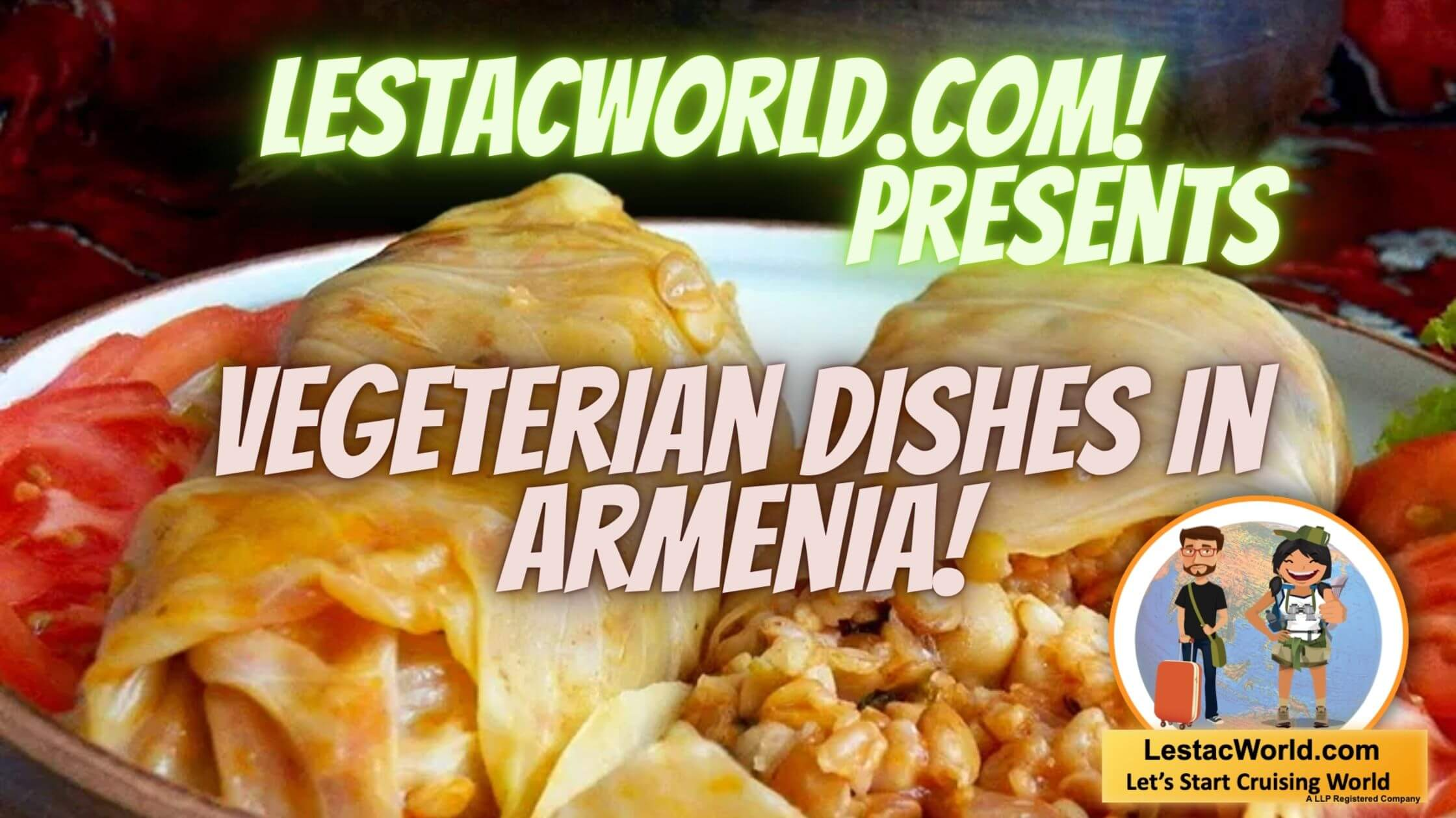 Read more about the article Famous local vegetarian dishes of Armenia :)