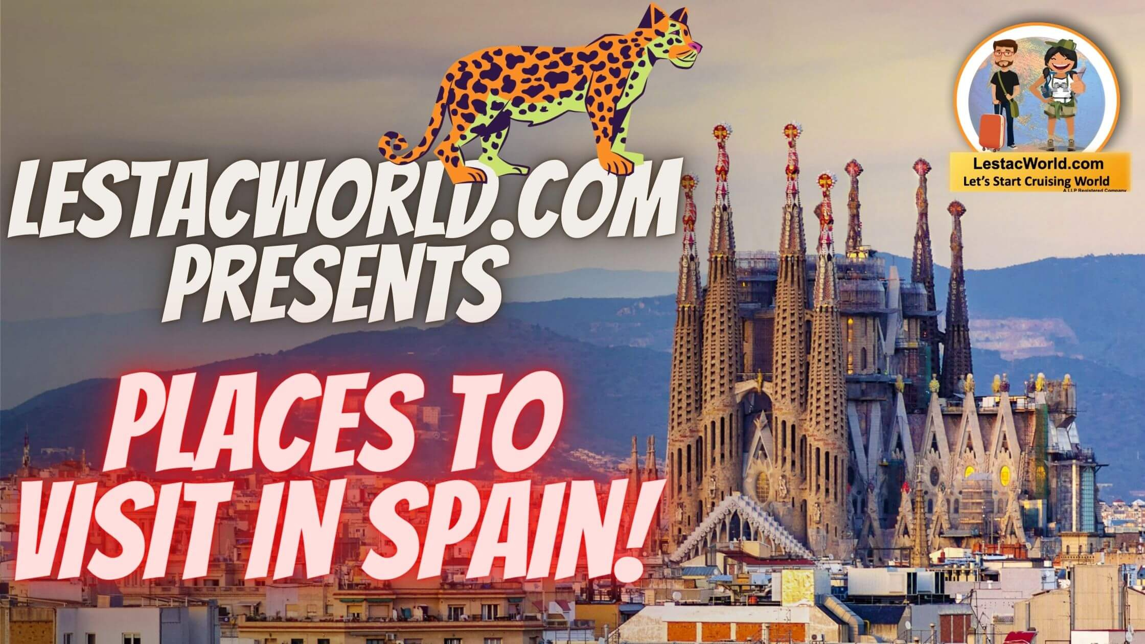 Read more about the article Places to see/Visit in Spain ?