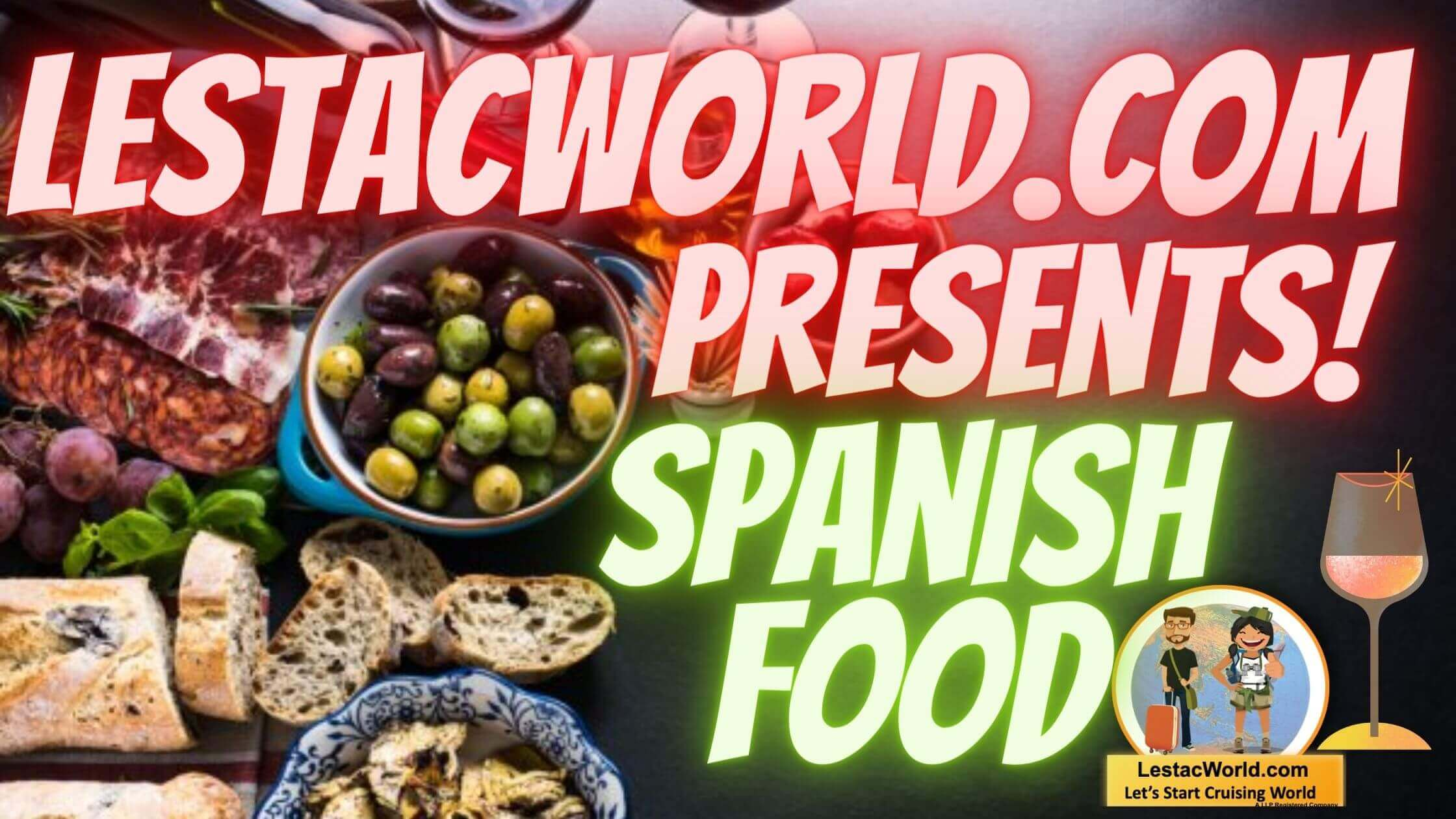 Read more about the article Famous local food to try when in Spain ?