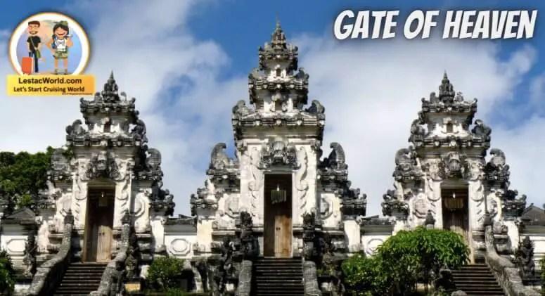 Penataran Lempuyang - Gate of Heaven