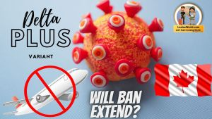 Read more about the article Will Canada extend Ban on flights due to Delta plus variant ?