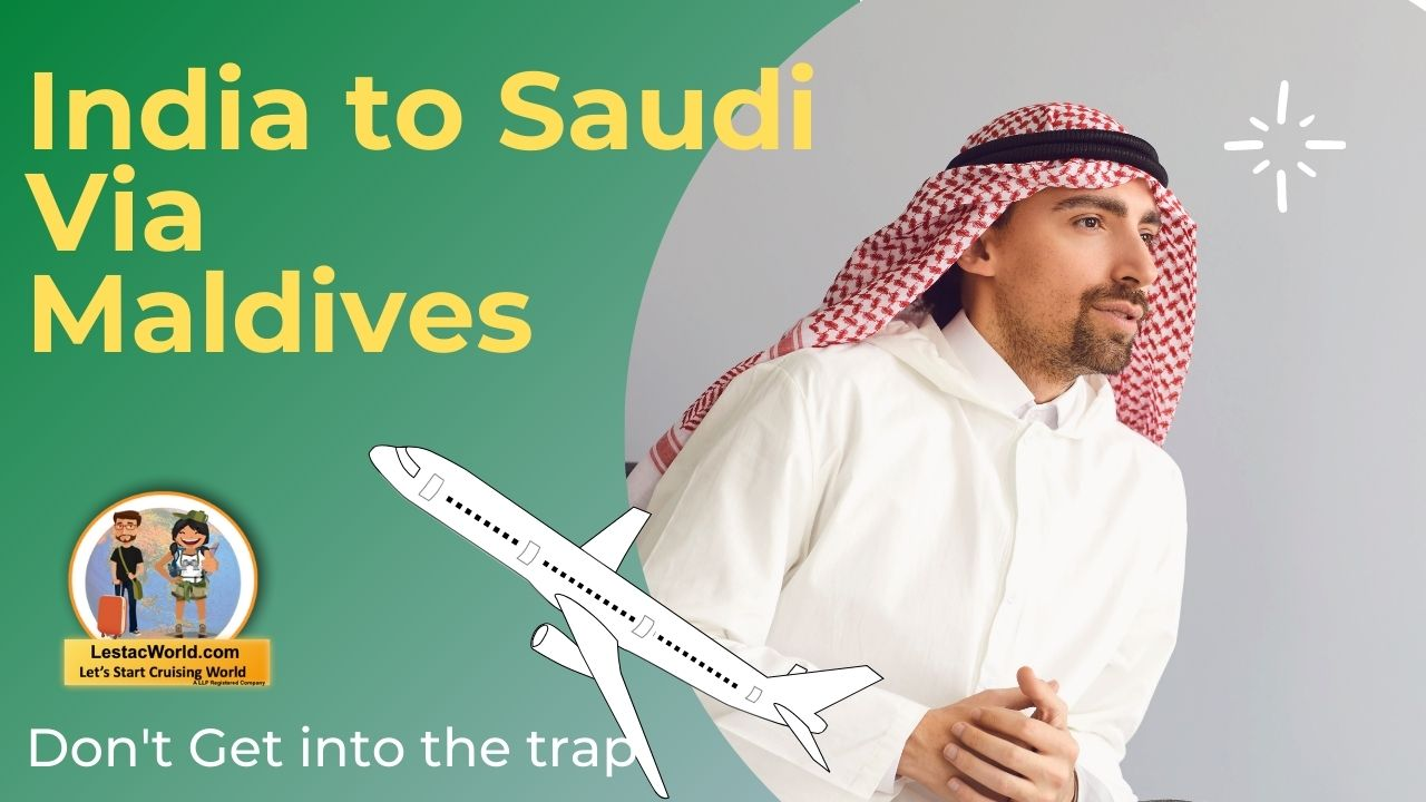 Read more about the article Maldives Layover packages for Saudi Arabia