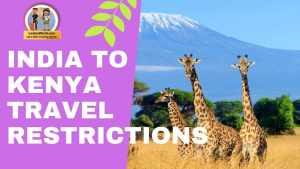 Read more about the article India to Kenya travel Restrictions