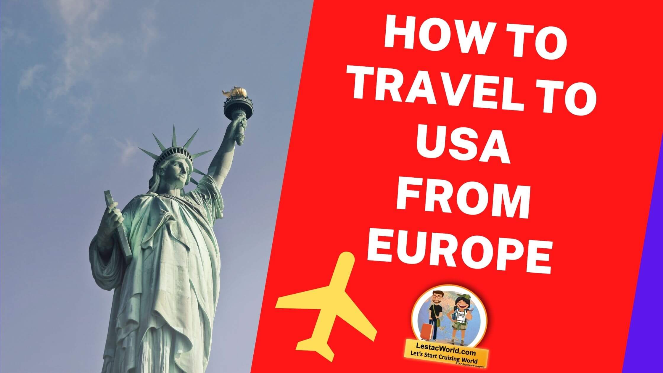 Read more about the article How can I travel to USA from Europe during the Covid ban?