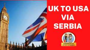 Read more about the article UK to USA via Serbia :)