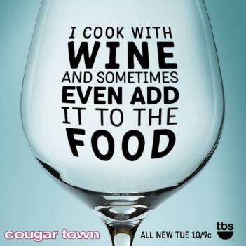 cougar town vin