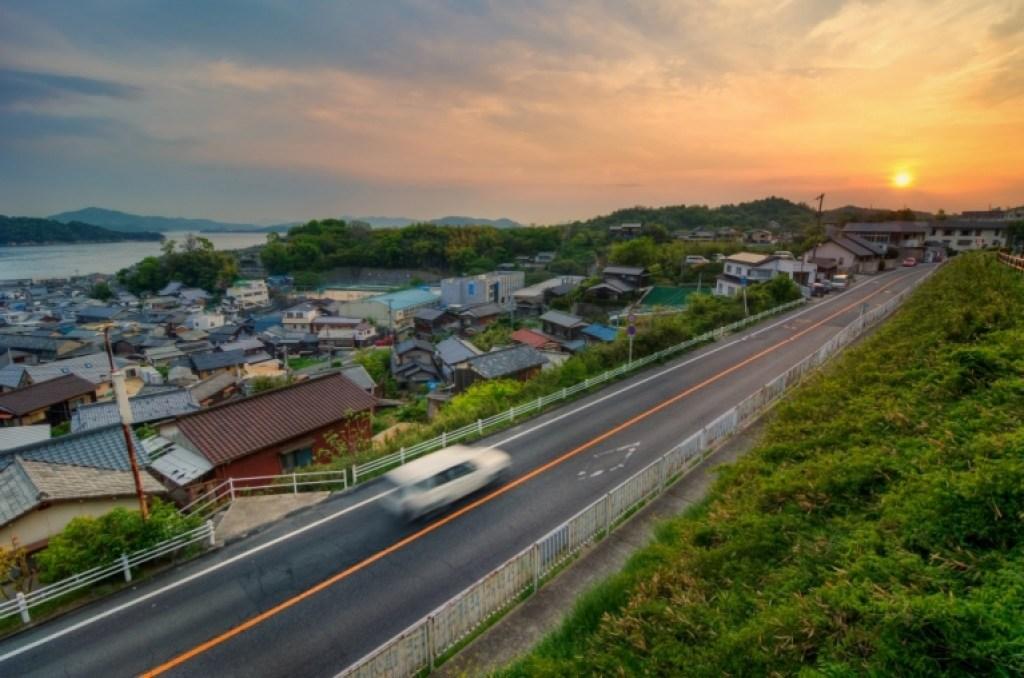 Shimotsui Sunset