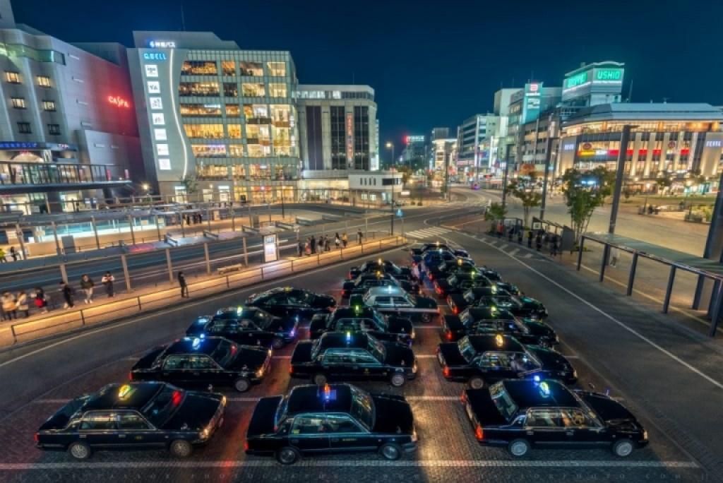 Himeji Station Japan