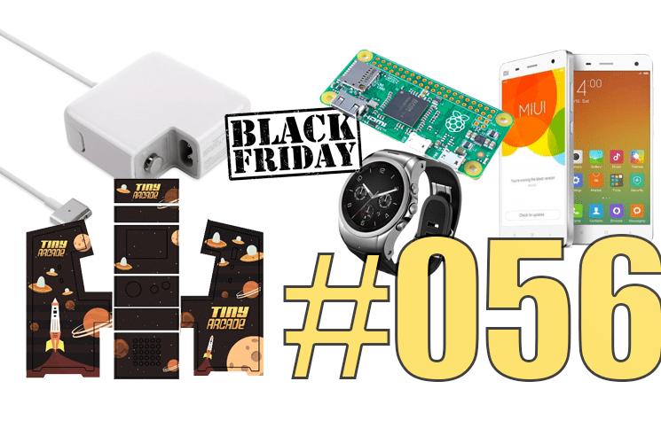 #56: iPad Pro, Tiny Arcade, #BrusselsLockDown, Black Friday, Forensically, Raspberry Pi Zero, Phuc Dat Bich,…