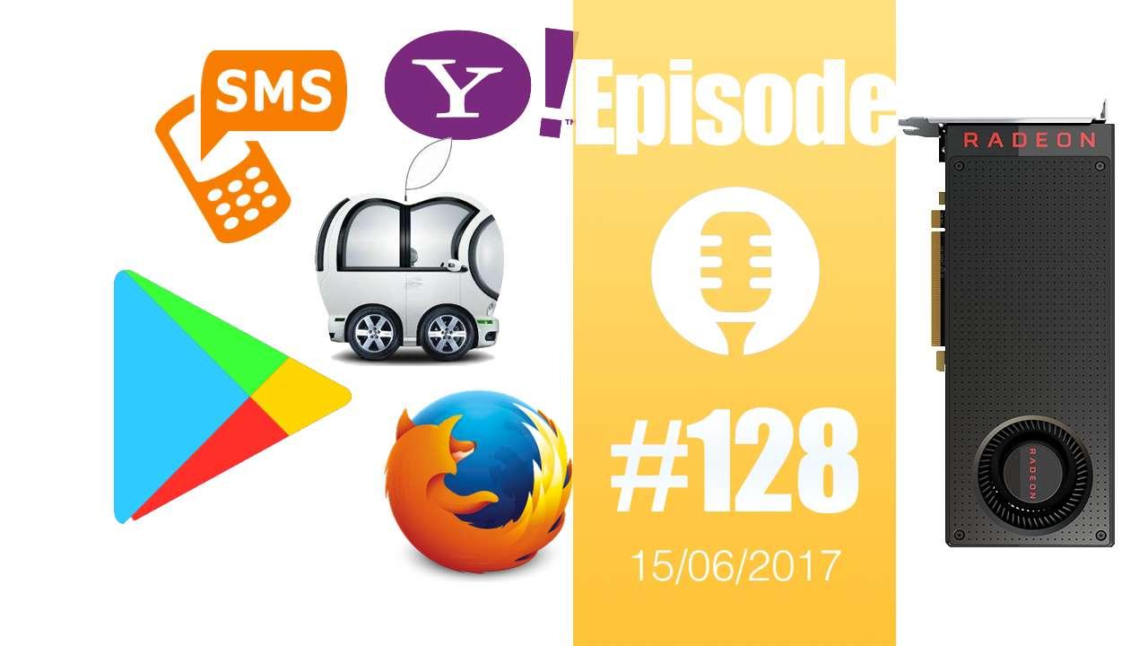#128: HEIF, Firefox 54, Android Excellence Program, pénurie chez Radeon, fin du roaming, bye bye Marissa,…