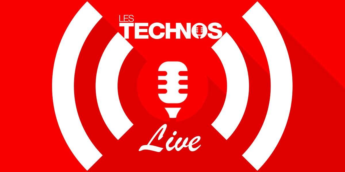 Les Technos en direct le 26 décembre 2017 !