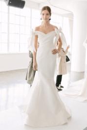 Faire nettoyer sa robe de mariée