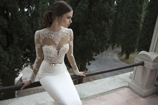 nettoyage robe de mariée fourreau morphologie