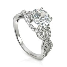 bague diamant nettoyage robe mariage