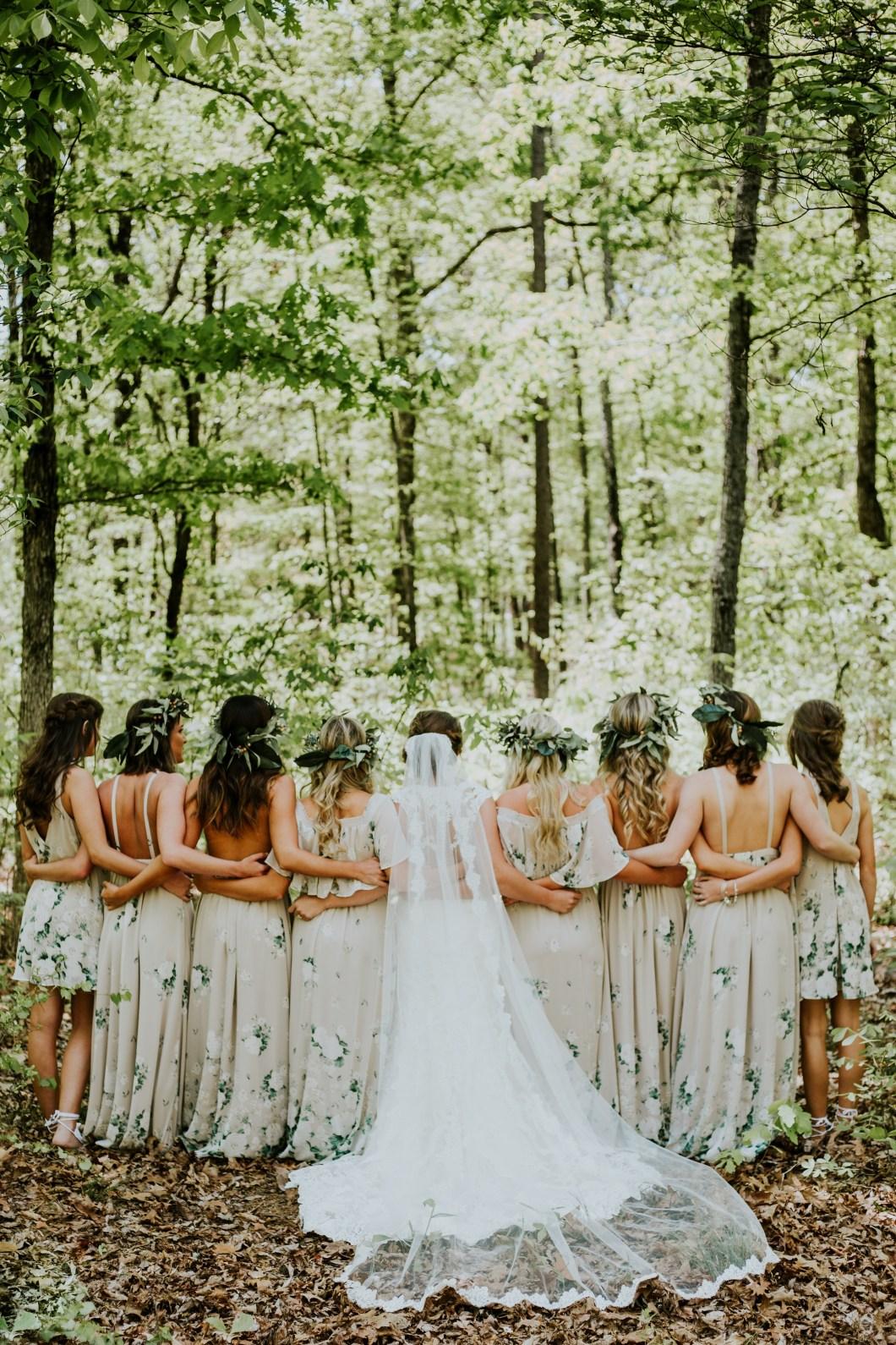 demoiselles d'honneur mariage