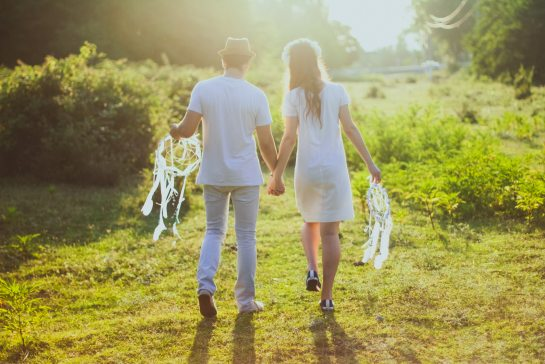 nettoyage robe mariage culture amérindien attrape-rêve
