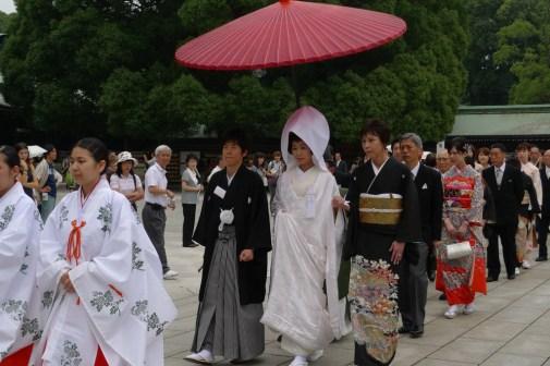 pressing robe mariage culture japonais tsuno kakushi