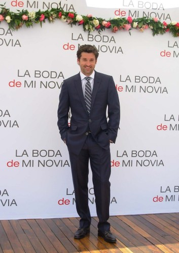 patrick dempsey pressing robe mariage témoin