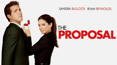 the proposal pressing robe mariage