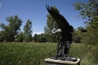 Loveland Sculpture Heron
