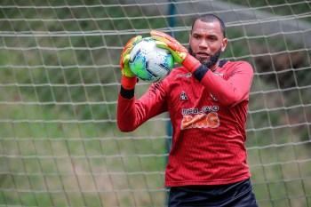 Everson, do Atlético-MG — Foto: Bruno Cantini / Atlético-MG