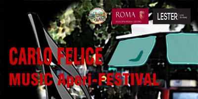 Carlo Felice Music Aperi-Festival