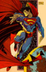 Superman by Todd Mcfarlane