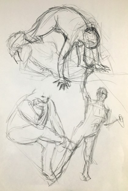 Two-minute Poses, Female