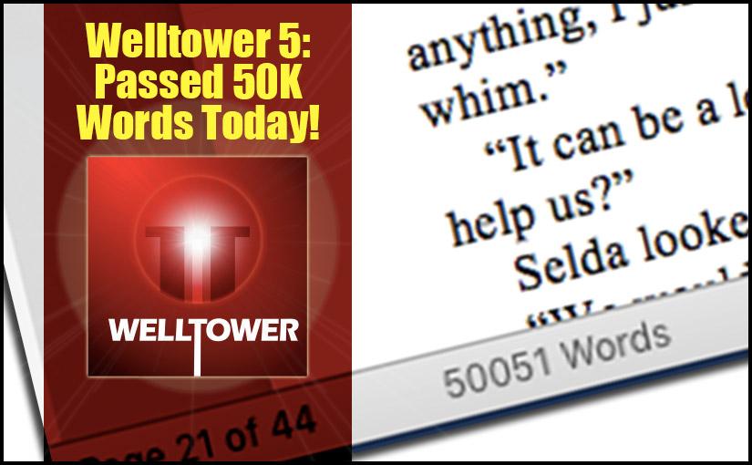 50K Welltower Words Today