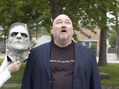 Frankenstein Photo Shoot