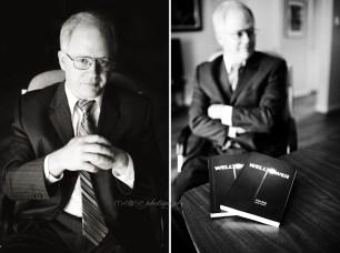 Dual Author Portraits