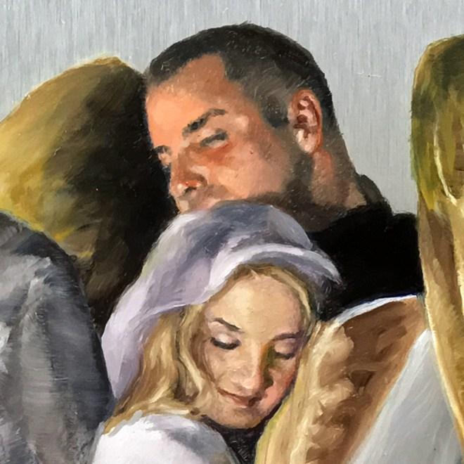 Heavenly Embrace Detail