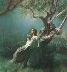 Jesus Praying In Gethsemane (Anderson)