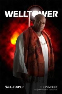 Welltower Poster: Kalt