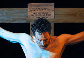 On the Cross Front Page Image