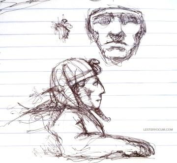Sphinx Sketches