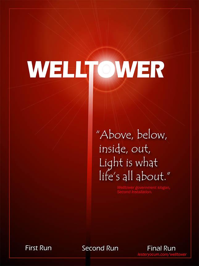 Welltower Poster: Light