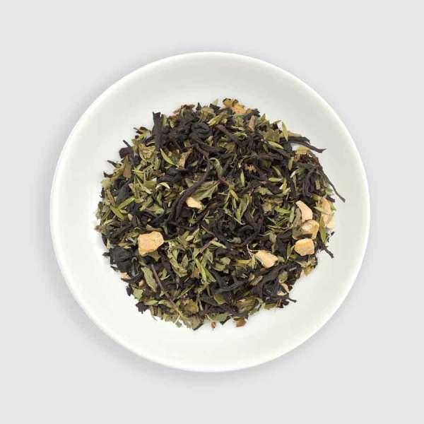 Feuilles sèches thé Nouvelle -Zélande