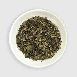 Thé vert à la menthe de nouvelle-Zélande