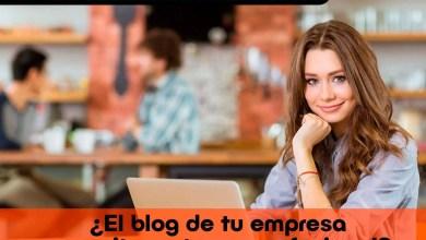 Photo of ¿El blog de tu empresa necesita un toque profesional?