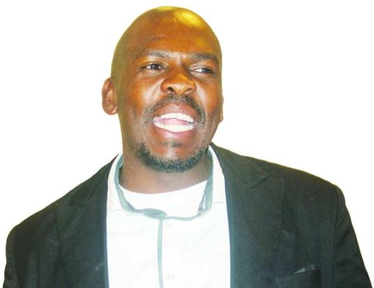Likila United coach Bob Mafoso